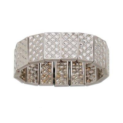 Pulseira Bracelete Matelassê