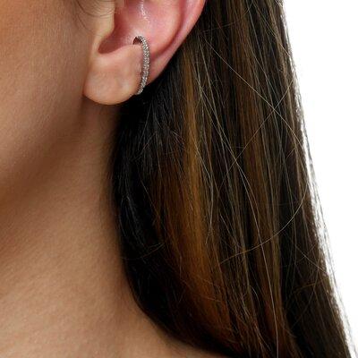 Ear Hook Fake Delicado uma Carreira