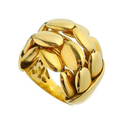 Anel Ouro Amarelo Molinho