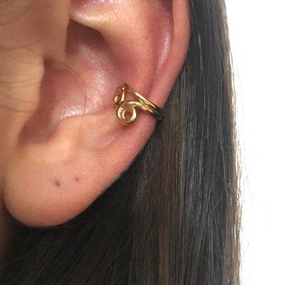 Piercing Interlaced