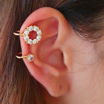 Piercing Flor