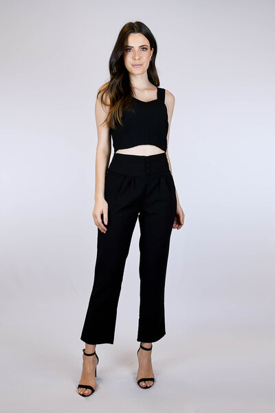 Cropped Aline