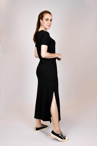 Vestido Ana Canelado