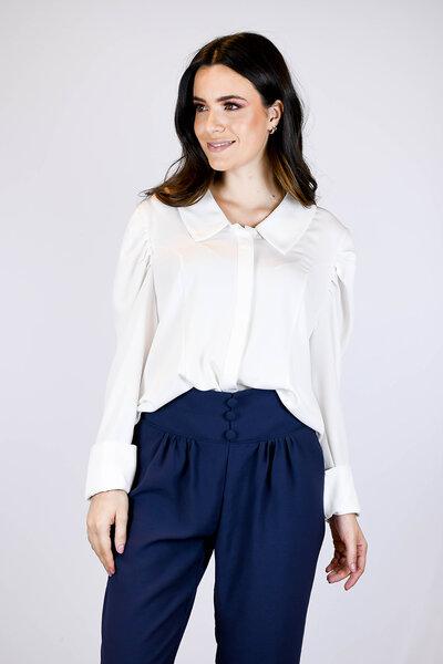 Camisa Claudine Bufante