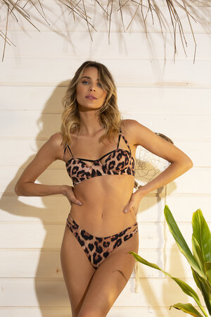 TOP KATE LEOPARD