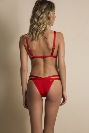 TANGA TWO RED