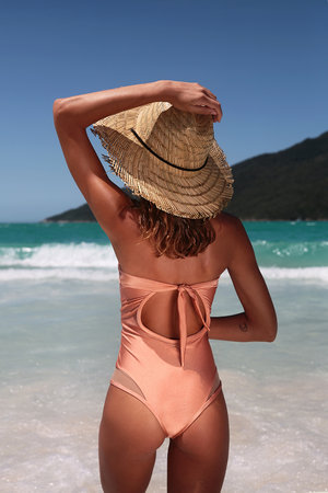 BODY TULE ROSE GOLD