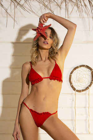 CONJUNTO BEE SHINE RED