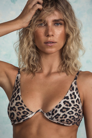 TOP AUSSIE ANIMALPRINT