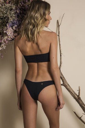 TANGA BEE FIXA BLACK
