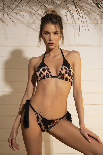 TOP RIPPLE LEOPARD