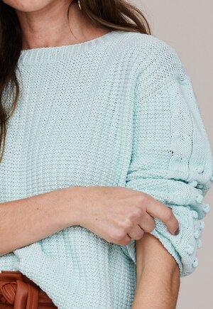 Blusa tricot lauren