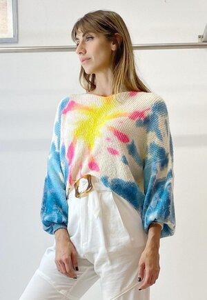 Blusa tricot paris