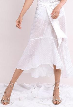 Vestido abby foil