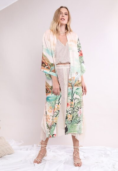 Kimono tropical