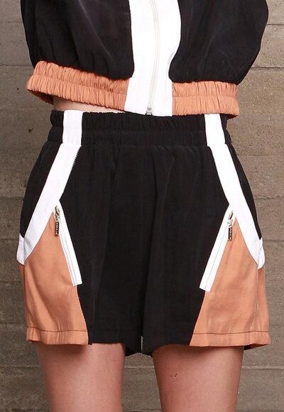 Shorts tricolor
