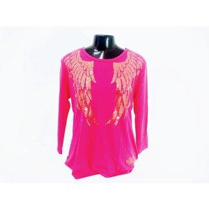 Blusa +QV Asas Pink (Bronze)