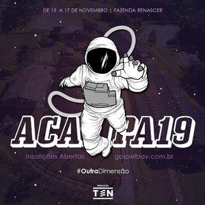 1º LOTE - Acampa Teen 2019 (Alojamento Masculino)