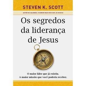 Livro - Os Segredos da Liderança de Jesus