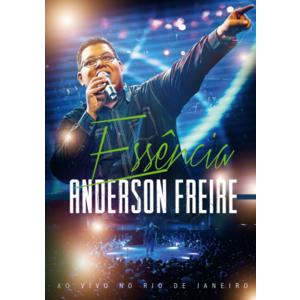 DVD Anderson Freire - Essência Ao vivo no Rio de Janeiro