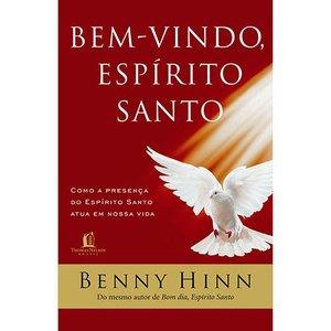Livro - Bem Vindo Espírito Santo