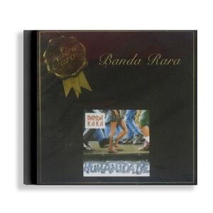 CD Banda Rara - Humanidade