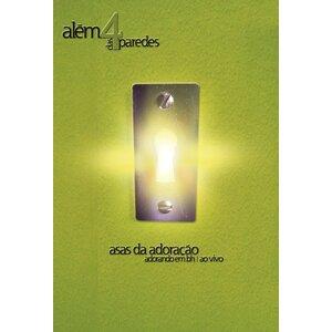 CD Asas da Adoração - Alem das 4 Paredes