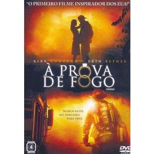 DVD Á Prova de Fogo