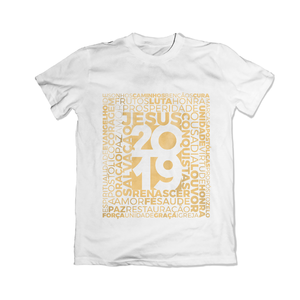 Camiseta da Virada 2019
