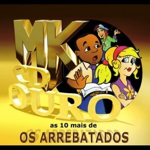 CD - OS ARREBATADOS (REMIX) - AS 10 MAIS - OURO