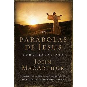 Livro As parábolas de Jesus - John MacArthur