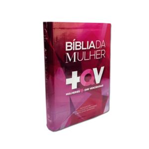 Bíblia da Mulher Mais que Vencedora