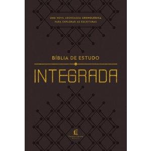Bíblia de Estudo Integrada (capa flexível)