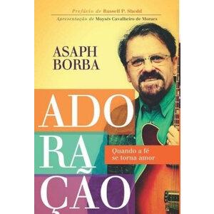 Livro Adoração - Asaph Borba