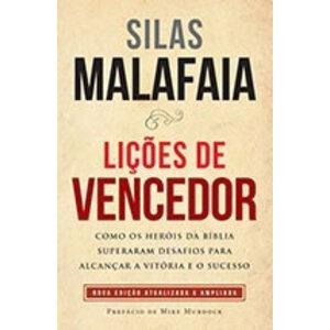 Livro Lições de vencedor - Silas Malafaia