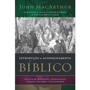 Livro Introdução ao aconselhamento bíblico - John MacArthur