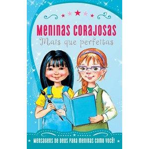 Livro Meninas Corajosas - Mais que perfeitas