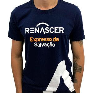 Camiseta Expresso da Salvação