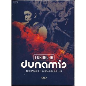 DVD Fornalha Dunamis - Téo Hayashi e Laura Souguellis
