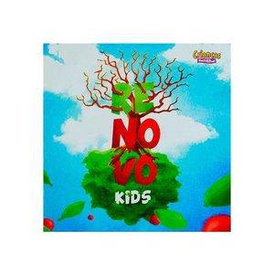 Cd Renovo Kids | Crianças Diante Do Trono