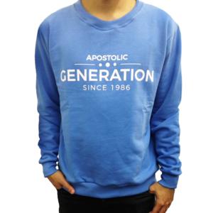 Moletom Apostolic Generation