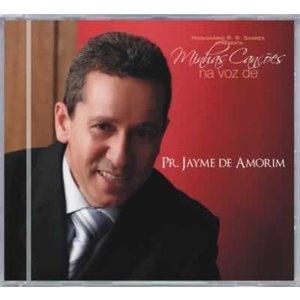 CD - JAYME DE AMORIM - VOL. 2