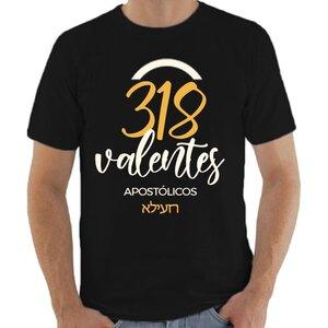 Camiseta 318 Valentes