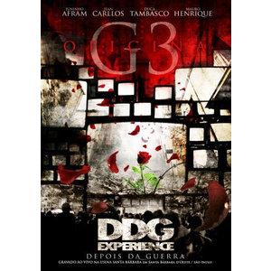 DVD Oficina G3 DDG Experience Depois da Guerra