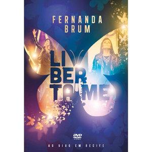 DVD Fernanda Brum Liberta-me ao vivo em Recife