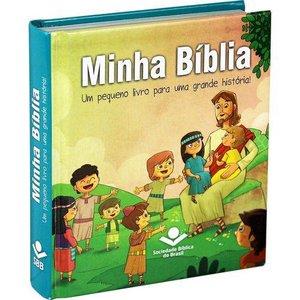 Minha Biblia - Infantil SBB