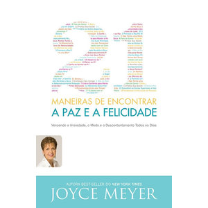 Livro 21 Maneiras de encontrar a paz e a felicidade - Joyce Meyer
