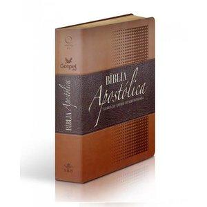 ÚLTIMAS PEÇAS > EDIÇÃO LIMITADA Bíblia Apostólica