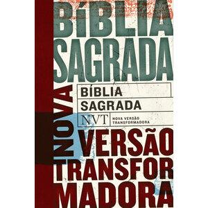 Bíblia NVT - Tipos (Letra Normal)