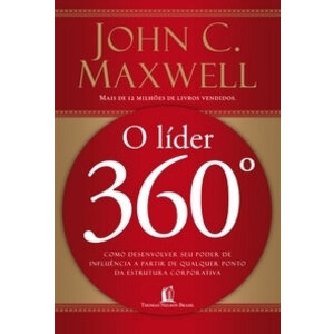Livro O líder 360 - John C. Maxwell